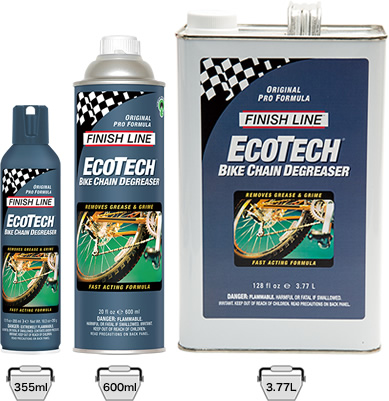 EcoTech Bike Chain Degreaser エコテック バイク チェーン ディグリーザー