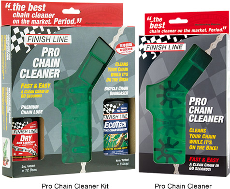 Pro Chain Cleaner Kit プロ チェーン クリーナー キット