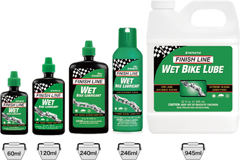 Wet Bike Lubricant ウェット バイク ルブリカント
